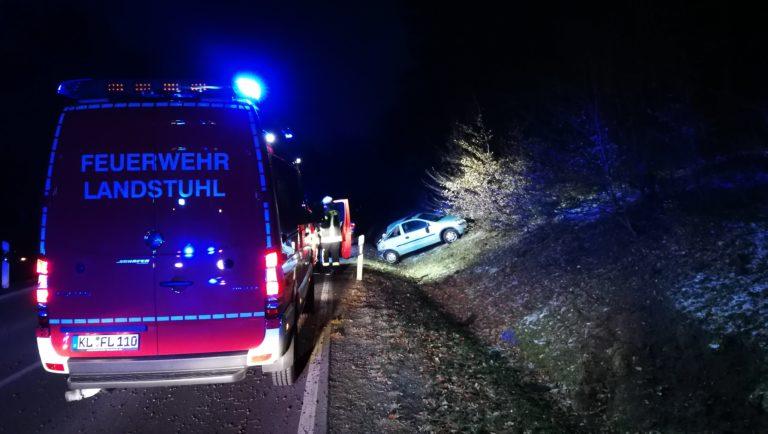 031/2018 Verkehrsunfall L363